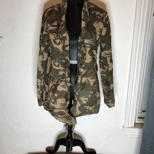 Love21 (forever 21) Camo jacket
